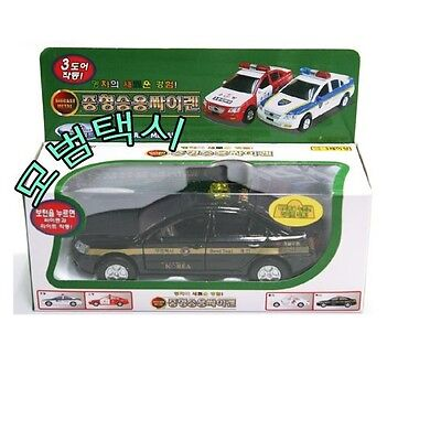 Mica KOREA Exemplary Texi SOUND  DIECAST METAL 1:35 Black