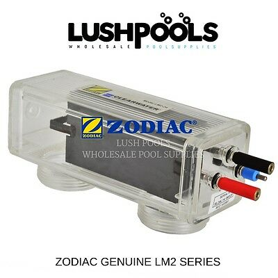 ZODIAC LM2-20 CLEARWATER  CHLORINATOR CELL - Full Warranty - Free Shipping