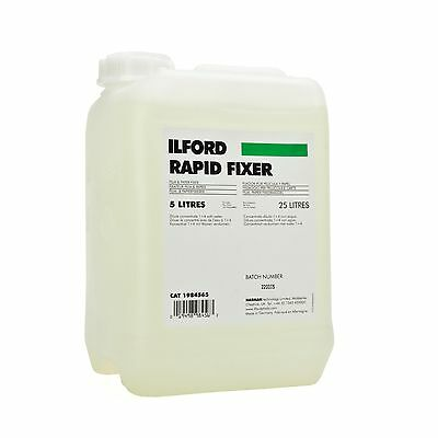 Ilford Hypam Rapid Fixer 5L Fotochemie Fixierer Chemie Fixierbad