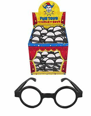 Wizard Round Harry Potter Glasses Kids Book Day Fancy Dress Party Bag Filler Toy