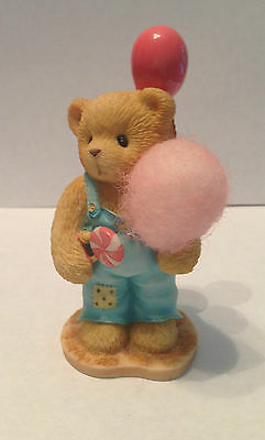 "Cherished Teddies Mike ""I'm Sweet on You"" Figurine Excellent Condition   356255"