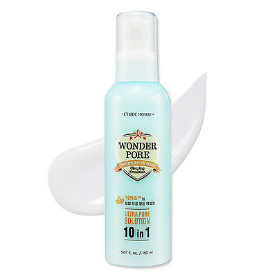 [ETUDE HOUSE] Wonder Pore Clearing Emulsion 150ml / Sebum control / Oily skin