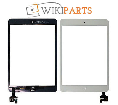 White Touch Glass Screen Digitizer Replacement For Ipad Mini 3G A1432 A1455 Uk
