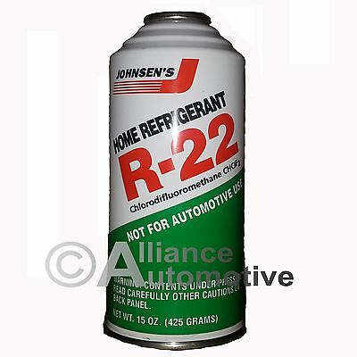 1 - 15oz Can of R-22 Refrigerant Home AC Air Conditioning