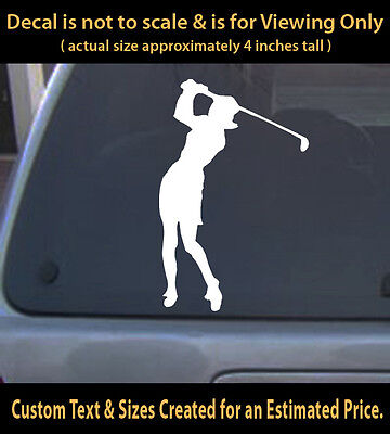 Golf 1b Decal 4 inch for car laptop more