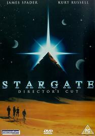 Stargate - Director's Cut - Kurt Russell, James Spader, Roland Emmerich New DVD