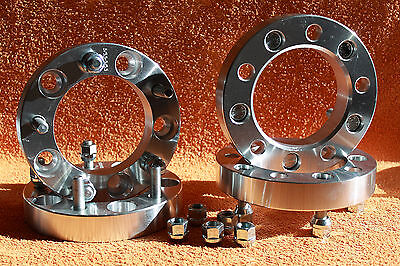 4 Distanziali Wheel Spacers 30mm 5x139.7 Kia Sportage 1995 - 2003
