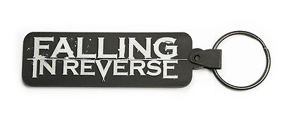 FALLING IN REVERSE Rubber Keychain Keyring Key Chain Key Ring
