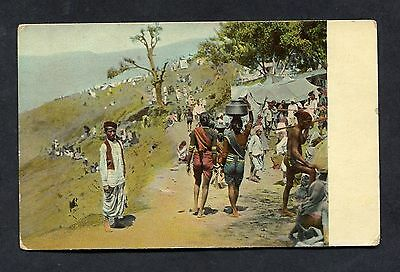 C1930's View of Indian Field Workers.