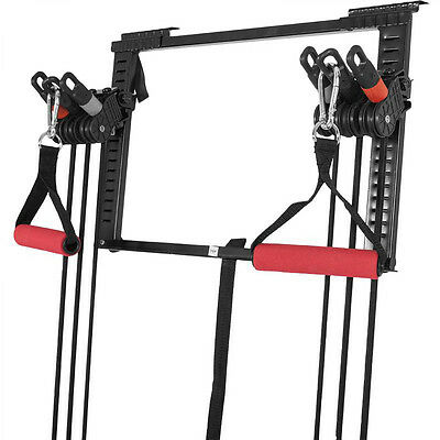 FITNESS HOUSE KINESIS HOME. Entrena con Poleas. 200 ejercicios fitness.