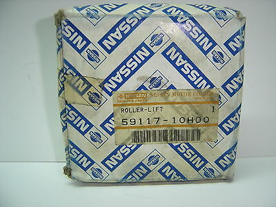 Nissan 59117-10H00 Forklift Roller-Lift Mast Roller Bearing New In Box