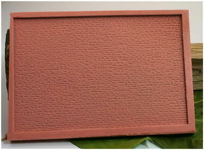 (HB007) Silicone mould for irregular Natural stone - Masonry (small Structure)