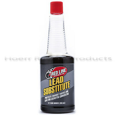 Red Line Lead Substitute Fuel Additive - 12 oz. - PN: 60202