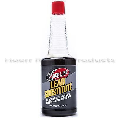 RedLine-Lead Substitute Fuel Additive -12 oz. - PN: 60202