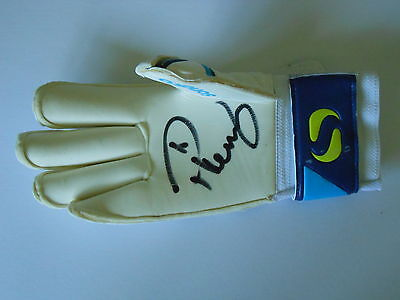 Paddy Kenny Hand Signed Goalkeeper Glove Leeds United, Qpr.