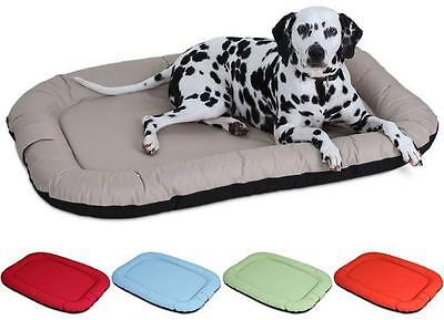 Knuffelwuff Lucky  In und Outdoor Hundebett Wasserdicht XL XXL Summer Edition