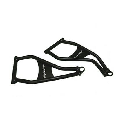 Max Clearance Front Lower Control Arms for 2009-2014 Polaris RZR 800 S - Black