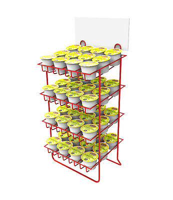 """Fixture&Displays Small Bottle Canister 2.5"""" Slot Nail Polish Display Rack12050"""