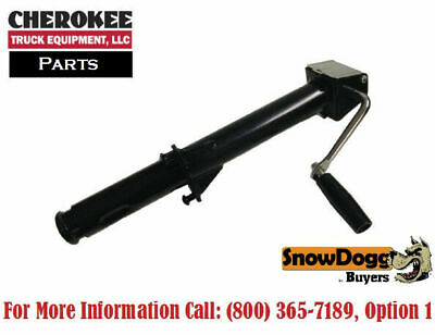 SnowDogg/Buyers Products 16111310, Jack for MD/HD/EX/VX/CM Series Snowplows