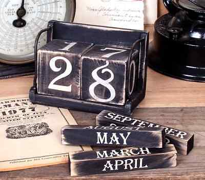 Ohio Wholesale Vintage Perpetual Calendar, Set of 6, from our Everyday Collectio
