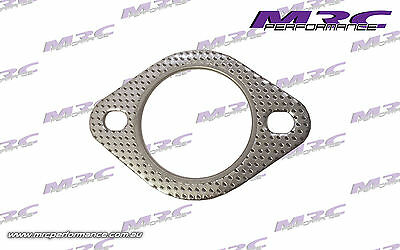 "2.25"" 2 Bolt Exhaust Gasket 2 1/4 "" Dump pipe, exhaust,"