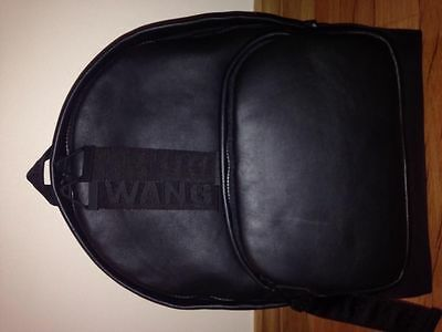 Alexander Wang x H&M Leather Backpack