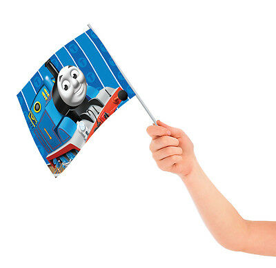 Thomas the Tank Engine and Friends Party Waving Flags 1-48pk