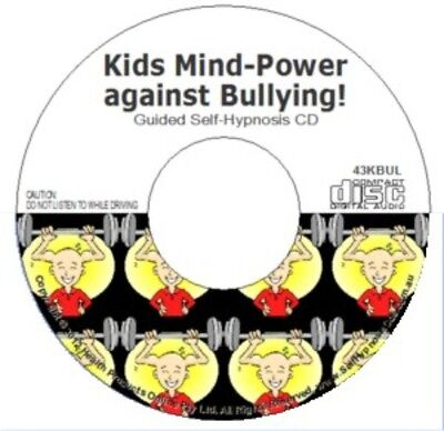 Kids Mind Power Against Bullying Hypnosis Cd - Guided Hypnotherapy For Child