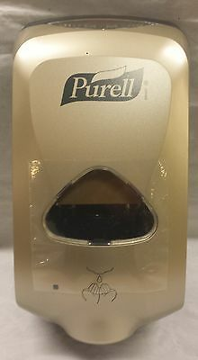 New Purell TFX Touch Free Dispenser Nickel Finish 2780-01