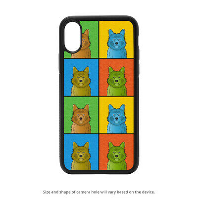Australian Terrier Case - For iPhone X XS Max XR 8 7 6 5, Galaxy S9 S8 S7 S6