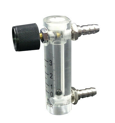 LZQ-2 ,0-3LPM  Oxygen flow meter with control valve for Oxygen conectrator