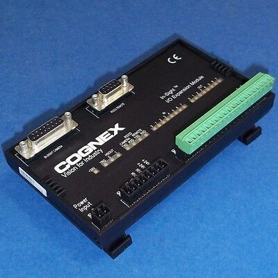 COGNEX In-Sight I/O EXPANSION MODULE 800-5758-1 E