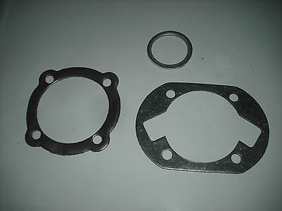 Benelli Motorcycle 175cc Enduro Gasket Top End M233 Exhaust M226 Head M227 Base