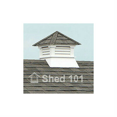 Classic Roof Cupola Plans for Shed, Garage, Home #13030