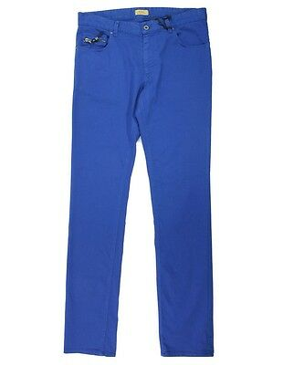 C'N'C (Costume National) bright blue jeans