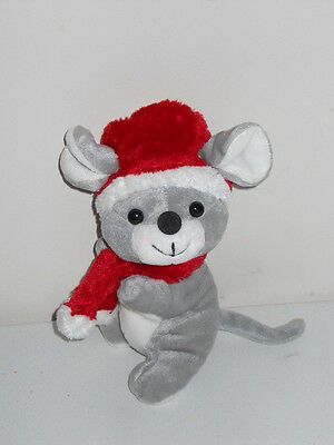 """T3 Sears Exclusive Christmas 2001 WISHKERS Mouse 7"""" Plush"""