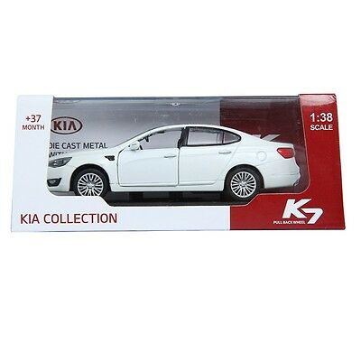 PINO B&D K7 1:38 Diecast Miniature Display Front Door Cadenza White