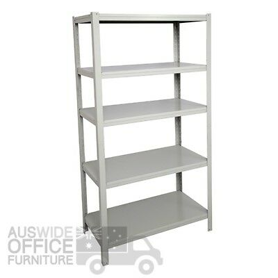 Rapidline Go Steel Boltless Shelving Unit Office Furniture