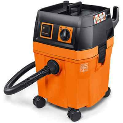 FEIN Dustex 35L Wet & Dry Dust Extractor 110v - Vacuum Cleaner - M Class Filter