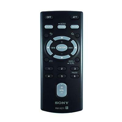 *NEW* Genuine Sony RM-X211 Car Stereo Remote Control