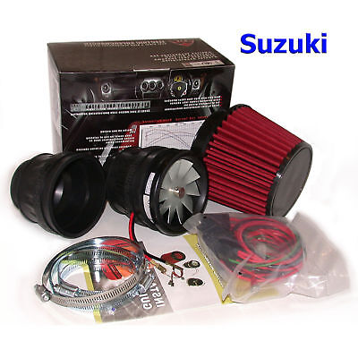Intake Supercharger Kit Turbo Chip Performance For Suzuki