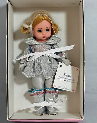 Madame Alexander  1999 MADCC Doll - Electra - 80400