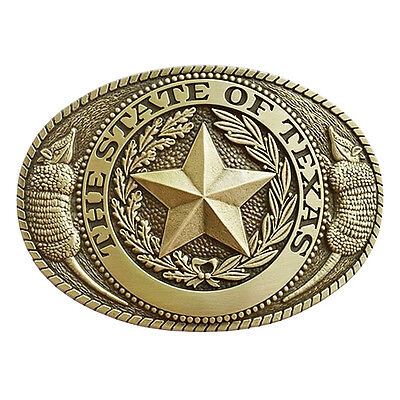 State of Texas Seal Belt Buckle OBM138 IMC-Retail
