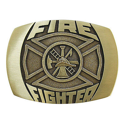 Firefighter Belt Buckle OBM170 IMC-Retail