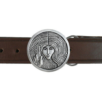 Lady Chapter Heading Buckle and Belt AB-2B IMC-Retail