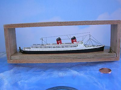 1/1250 CSC-015 Ocean liner cruise ship HANSEATIC Classic Ships Collection model