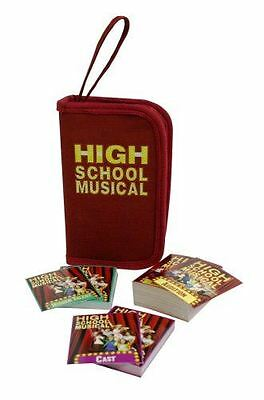High School Musical AUDITION CARD GAME - NEW