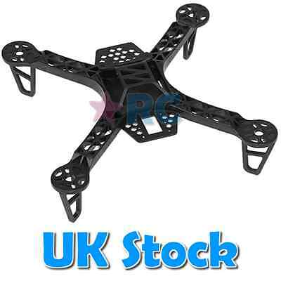 FPV 250 Quadcopter Frame Kit - Ideal Multi Rotor Quad Copter Drone Self Build