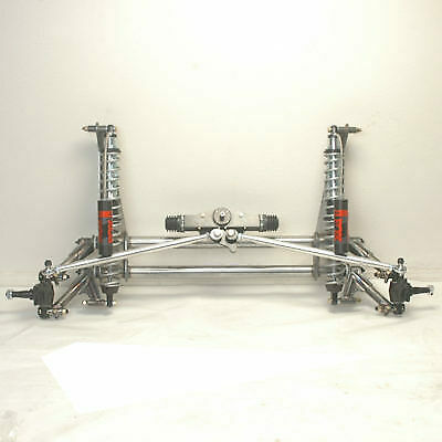 New Sandrail Front Coil Suspension Kit 12 Inch Travel Fox Shox - VW Dune Buggy