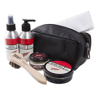 Red Wing Luxury Shoe and Boot Care Kit